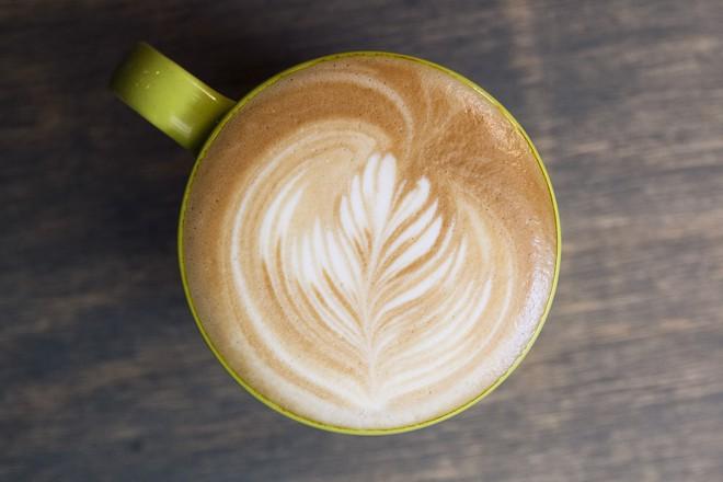 Кафе лате