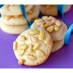 Бадемови сладки с кедрови ядки