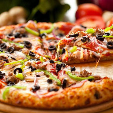 Large pitsa prolet