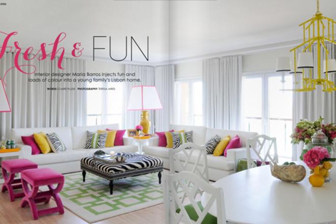 Дом като от списание