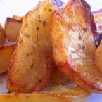 Печени картофи със зехтин и риган