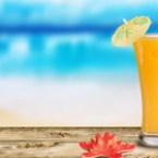 Фреш от портокал с лимон и мед