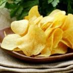 Картофен чипс със зехтин