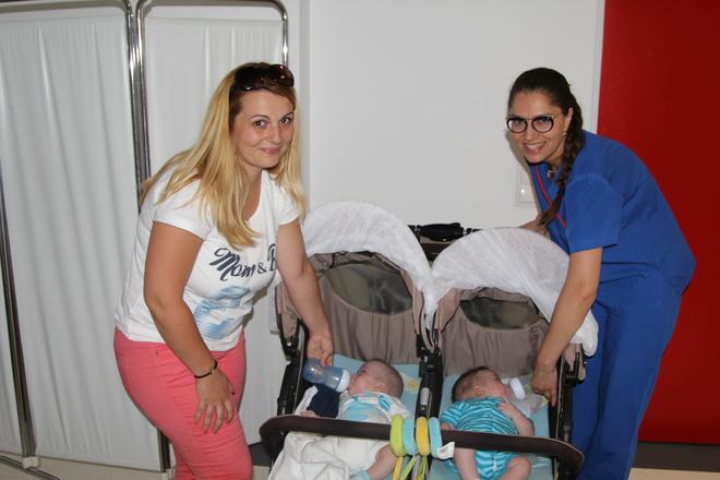 Поредна вътреутробна процедура спаси бебе още преди раждането