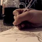 Направиха писалка, която пише с вино