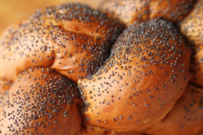 "Еврейски сладък хляб ""Халла"""