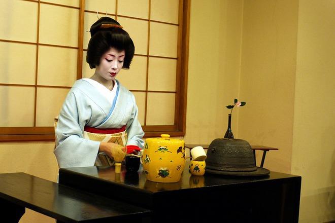 Чайна церемония – чадо или садо