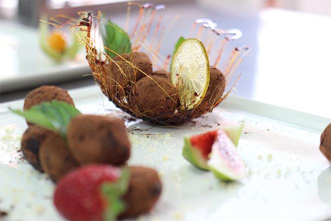 Шоколадови трюфели на Шеф Петър Цветански
