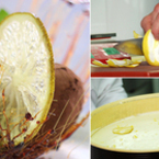 Захаросан лимонов чипс