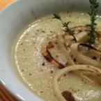 Лучена супа с мащерка