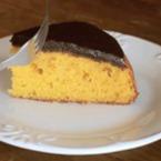 Medium brazilski keks s morkovi i shokolad