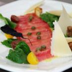 Карпачо от риба тон