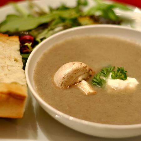 Large ungarska gabena supa