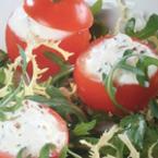 Пълнени домати с рикота