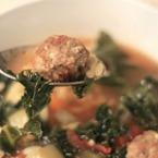 Италианска сватбена супа