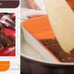 Medium retsepta za shokoladovi mafini s kakaov krem