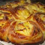Пирог с ябълки(необичаен)
