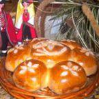 Традиционна българска пролетна погача