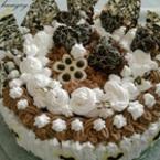 Торта Мока с маскарпоне