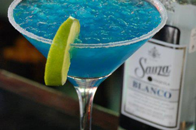 """Blue Margarita"" from FB Alejandros"