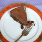 Шоколадов, сладоледен мус пай