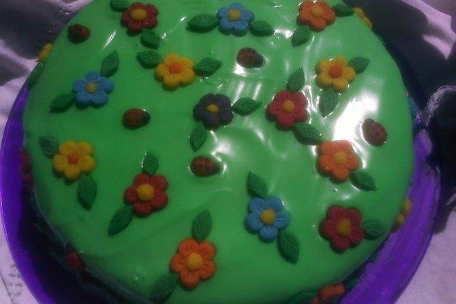 Пролетна тортичка :)
