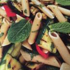 Пенне с гриловани зеленчуци