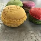 Цветни френски макарони