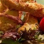 Пилешки хапки с пармезан на фурна